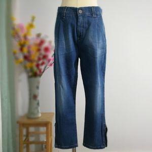 * DAY Birger et Mikkelsen Zip Ankle Crop Jeans